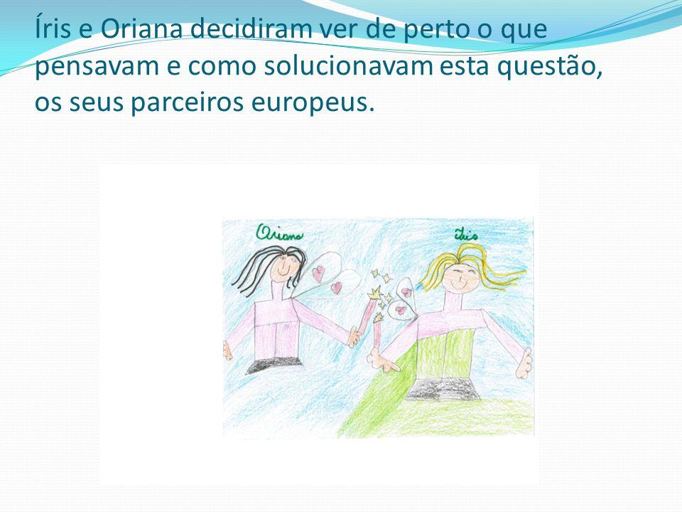 Os seus parceiros europeus já as esperavam ansiosamente. Pinóquio Asterix Noddy