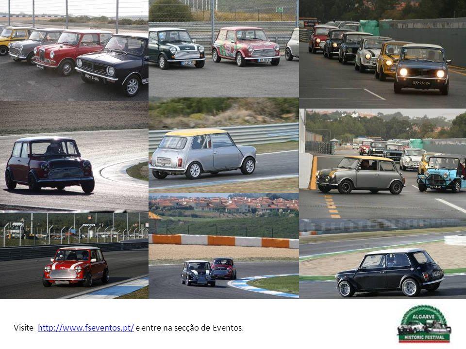 1 Autódromo Internacional do Algarve 16-18 Outubro 2009 MINI 50 YEAR COMMEMORATION CHARITY PARADE