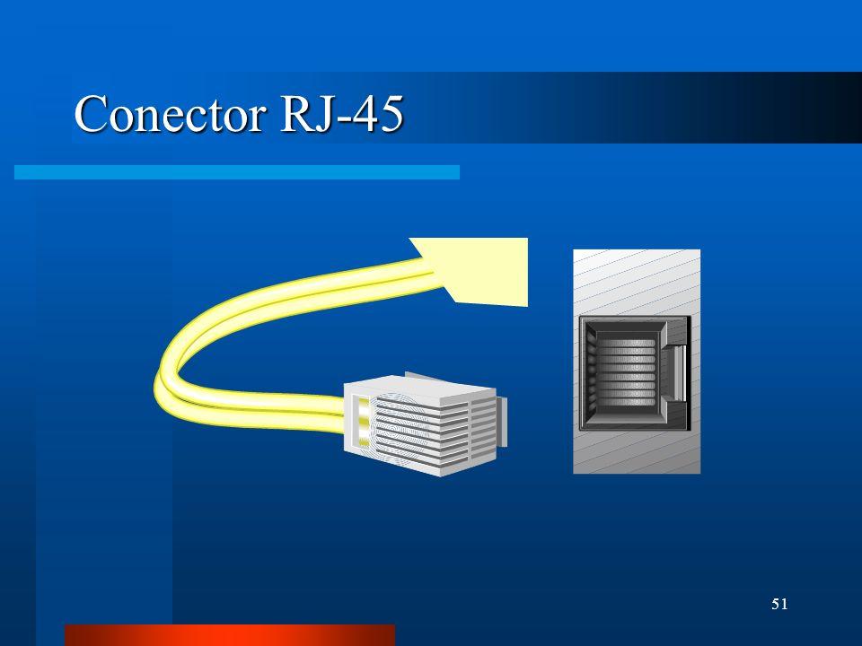 51 Conector RJ-45