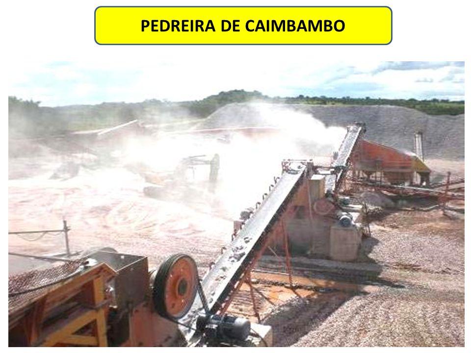 PEDREIRA DE CAIMBAMBO