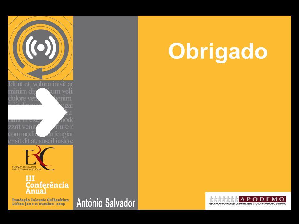 42 ERC | III Conferência Anual, 2009 | António Salvador