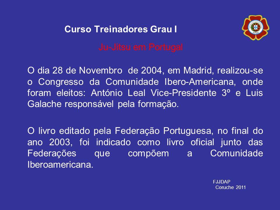 O dia 28 de Novembro de 2004, em Madrid, realizou-se o Congresso da Comunidade Ibero-Americana, onde foram eleitos: António Leal Vice-Presidente 3º e