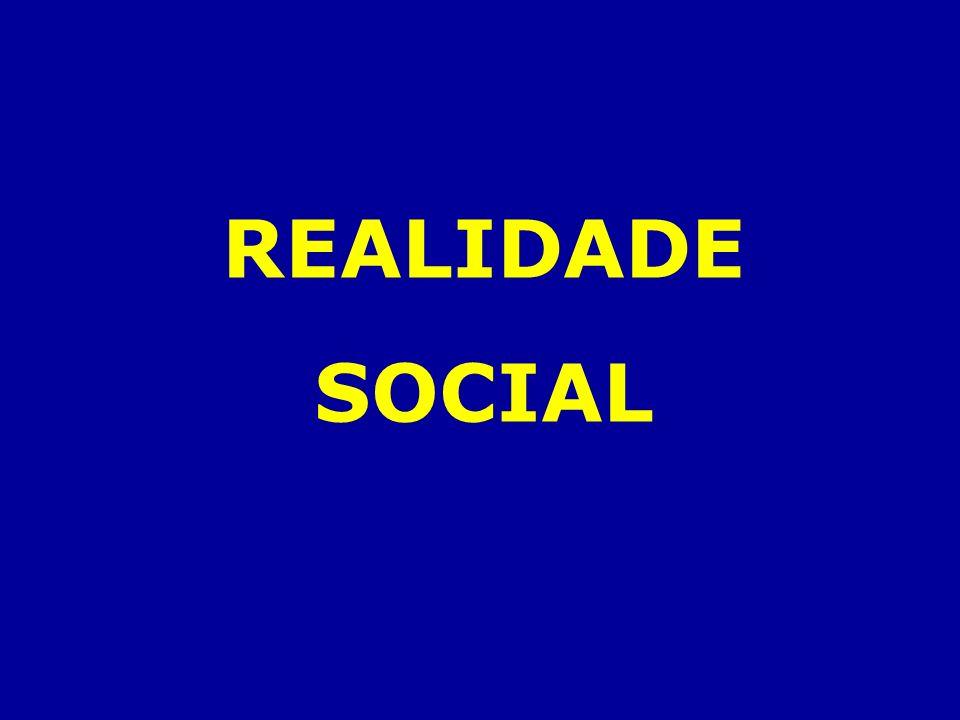 REALIDADE SOCIAL