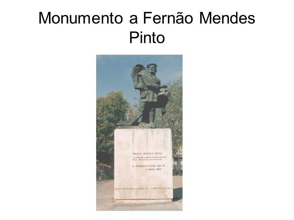 Monumento a Fernão Mendes Pinto