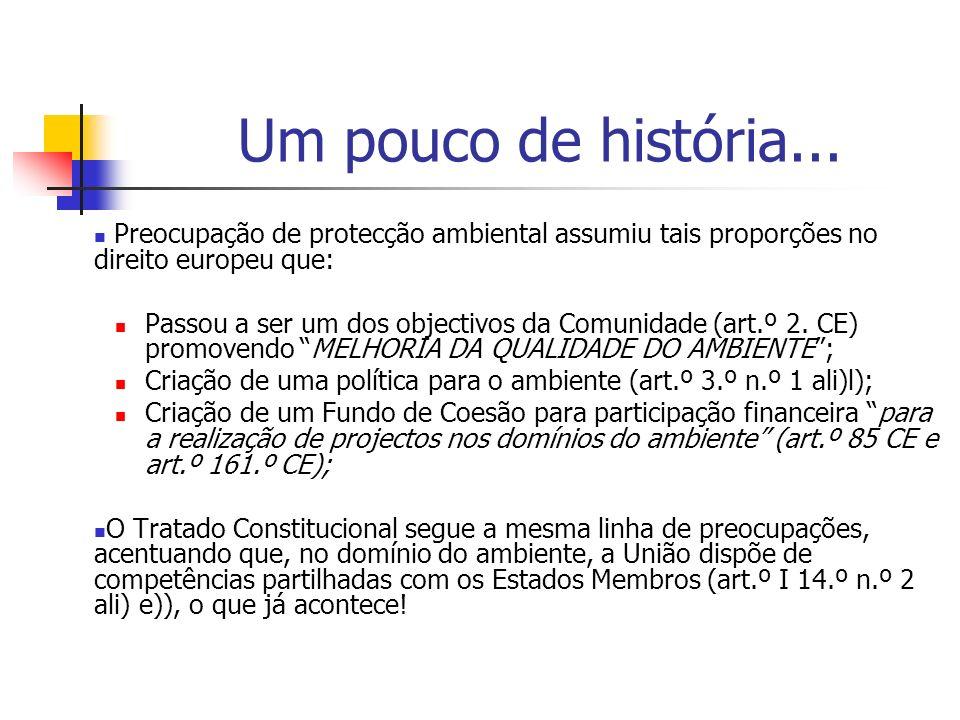 PRINCIPIO DA PRECAUÇÃO Definido pela primeira vez na Conferência do Rio em 1992 (princípio 15) e tem como função:...