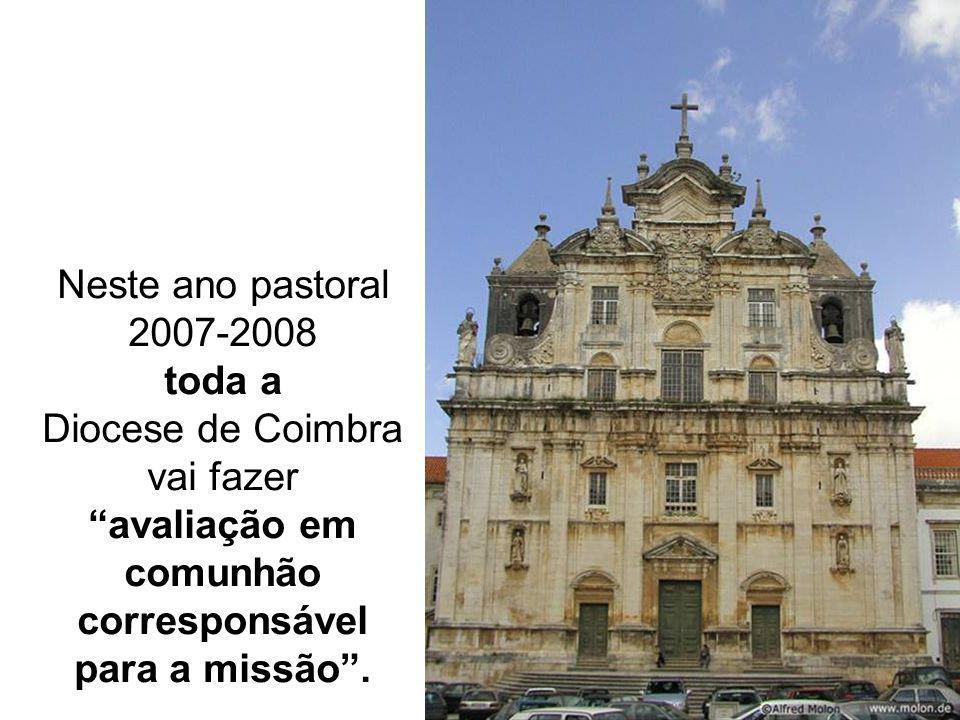 Uma Igreja de comunhão deve ser uma Igreja de participação.