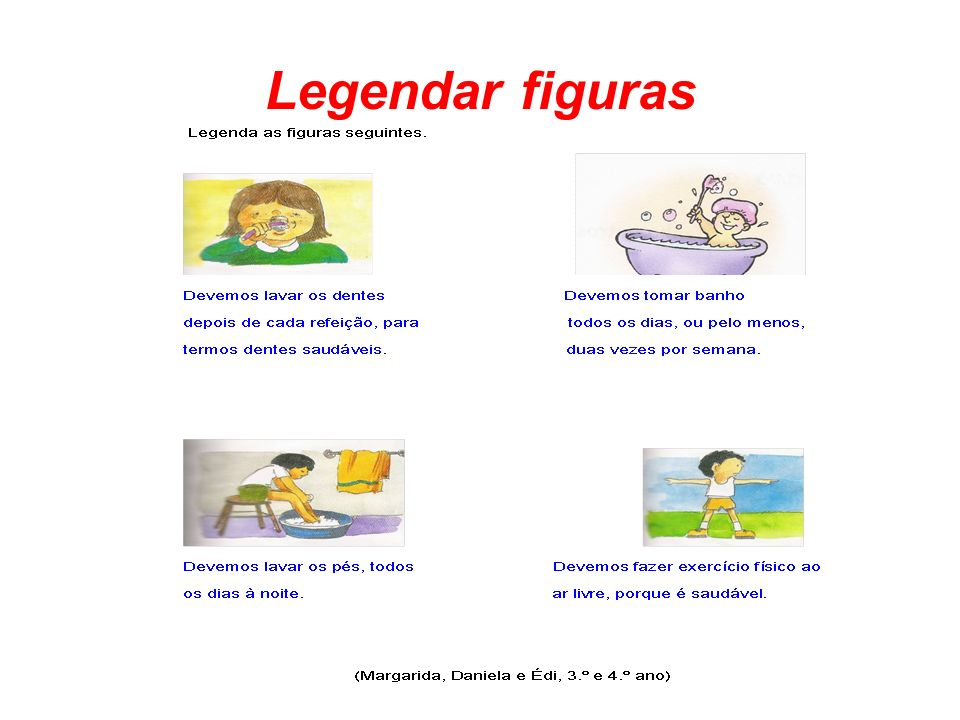 Legendar figuras