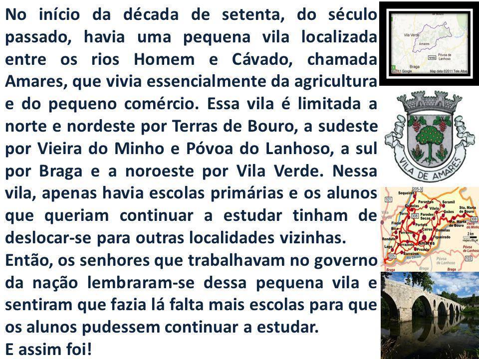 Localiza-se na freguesia de Ferreiros e tem 209 alunos, distribuídos por 9 turmas, que são acompanhadas por 12 professores.