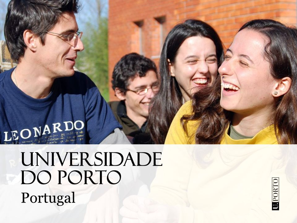 UNIVERSIDADE DO PORTO Portugal