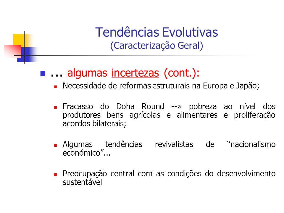 FIGURA 2: FACTORES CRÍTICOS DE COMPETITIVIDADE – Scores de Exigências Básicas (EB), Dinamizadores de Eficiência (DE) e Factores de Inovação (FI), 2006-2007 Estado MembroE B (m= 5,345)D E (m=4,91)F I (m=4,82) FIN6,105,605,65 SW5,955,655,66 DK6,15 5,595,40 D5,755,225,89 NL5,945,455,35 UK5,675,595,36 AUS5,585,165,28 F5,665,075,28 B5,595,075,21 IRL5,465,214,96 LUX5,735,004,81 EST5,315,184,24 SP5,424,624,34 CZ.R4,894,734,47 SL5,174,584,18 PT5,224,474,14 LT4,804,483,74 SLV.R4,704,563,96 MT4,984,573,79 LIT4,804,443,96 HU4,644,574,08 I4,704,414,29 CY5,034,273,81 GR4,964,183,89 POL4,594,173,80