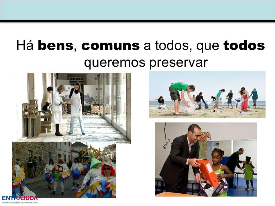 Ser Cidadão / Ser Voluntário é estar envolvido como participante em ações concretas é um modo de estar na vida, é exercício de civismo e de co- responsabilidade pelo bem comum.