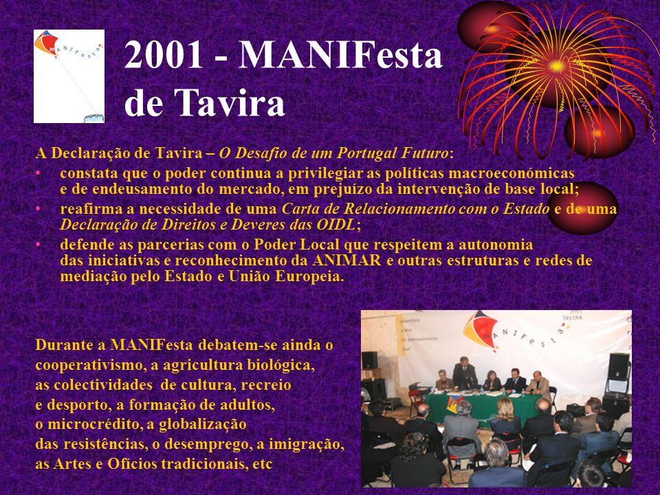 A Declaração de Tavira – O Desafio de um Portugal Futuro: constata que o poder continua a privilegiar as políticas macroeconómicas e de endeusamento d