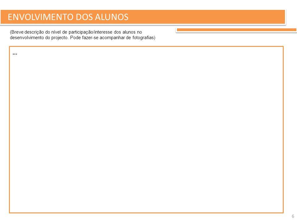 MATERIAIS UTILIZADOS … TEMPO DE EXECUÇÃO (Tempo percorrido desde o início dos trabalhos até à conclusão do protótipo, fazendo referência às diferentes fases do projecto) … 7
