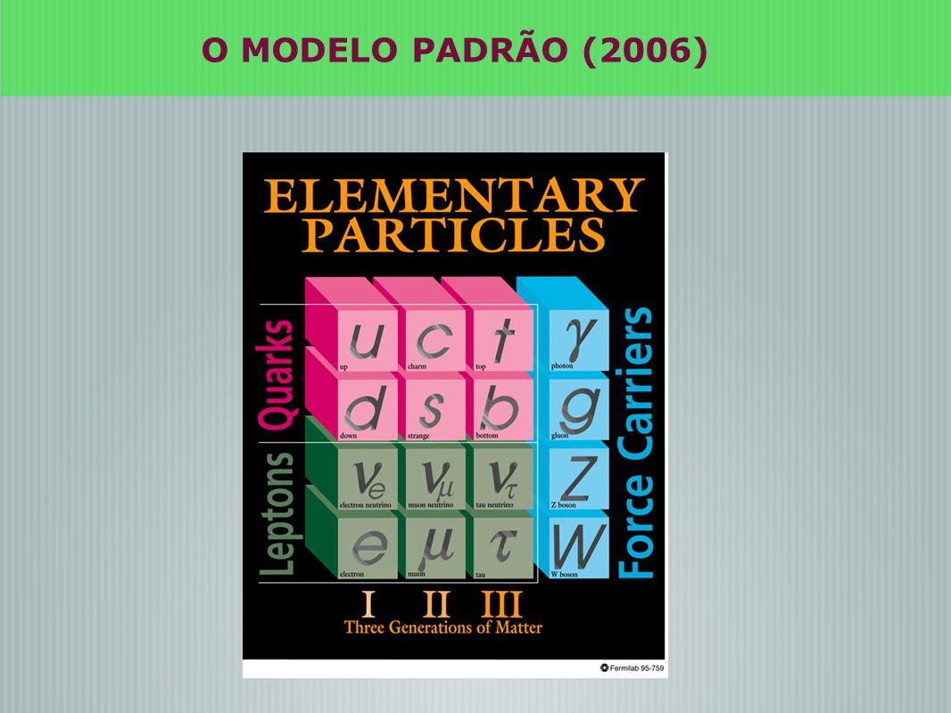 O MODELO PADRÃO (2006)