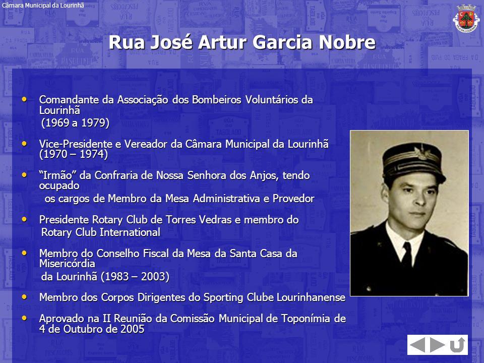 Comandante da Associação dos Bombeiros Voluntários da Lourinhã Comandante da Associação dos Bombeiros Voluntários da Lourinhã (1969 a 1979) (1969 a 19