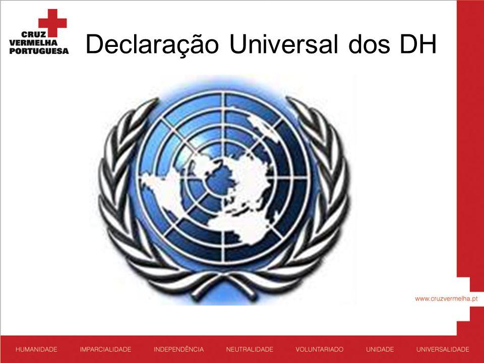 Declaração Universal dos DH