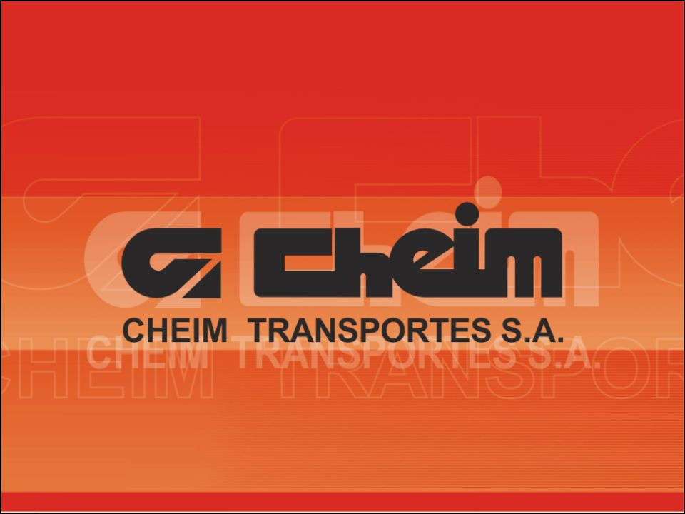 THE COMPANY Close to reaching the 50th anniversary of its incorporation, Cheim Transportes, with its modern management, aims at guaranteeing stability in a competitive market by applying the necessary resources for a continuous improvement of products and services offered, for qualifying its employees, and promoting excellence in clients satisfaction.