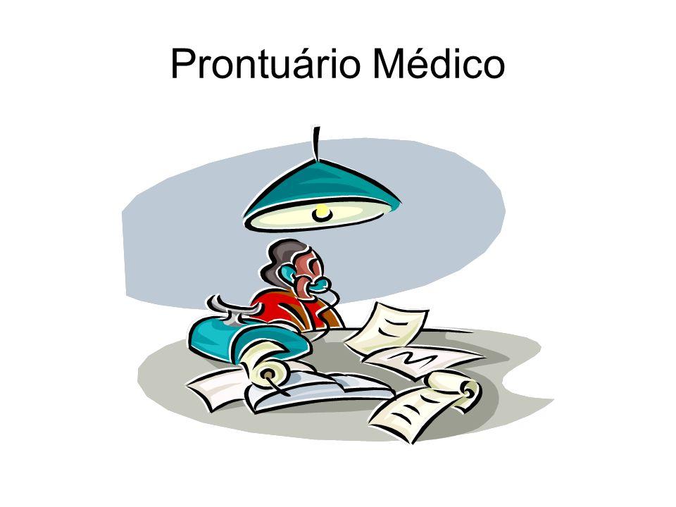 Prontuário Médico