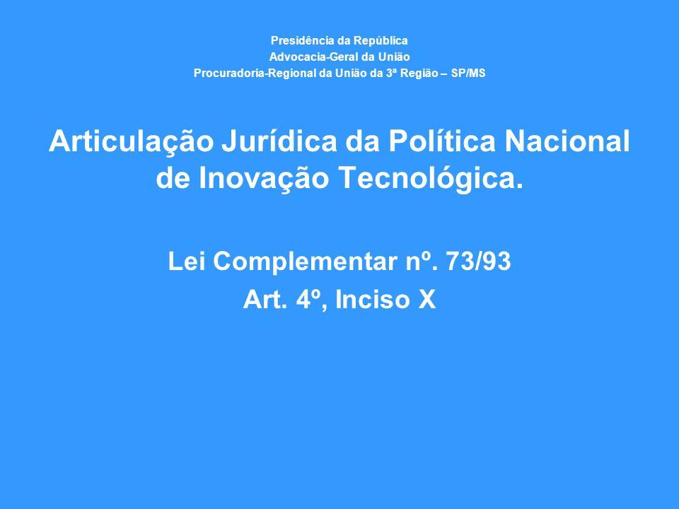 Presidência da República Advocacia-Geral da União Procuradoria-Regional da União da 3ª Região – SP/MS CHAVES INTERPRETATIVAS 1.