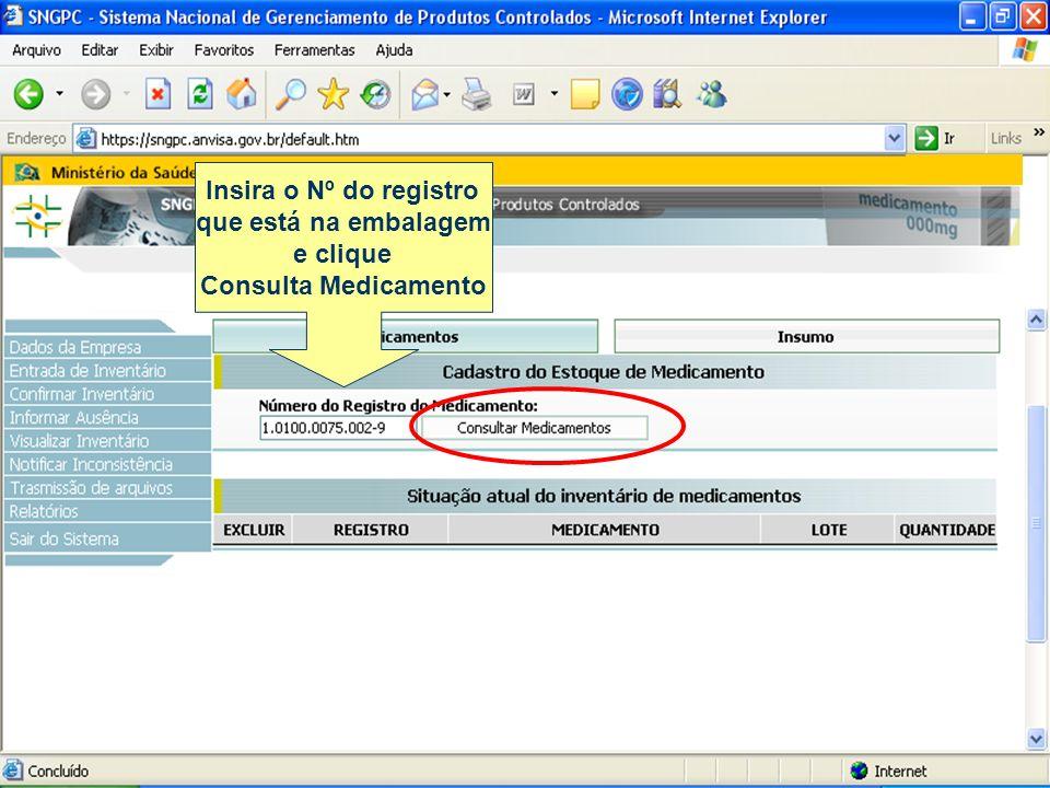 Certificado de Escrituração Digital A RDC 27/2007 exige que seja gerado e impresso o Certificado de Escrituração Digital.