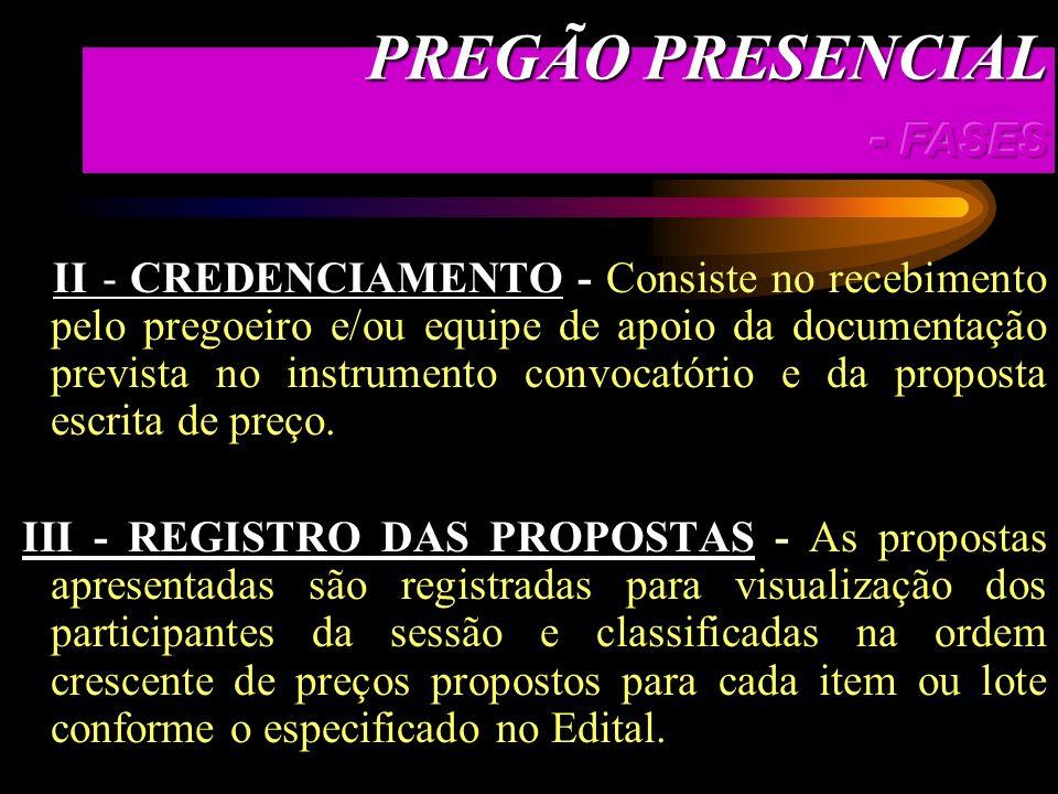 I - CONVOCAÇÃO - A convocação dos interessados pela Administração Pública Federal, dar-se-á por meio da publicação de aviso obrigatório no Diário Ofic
