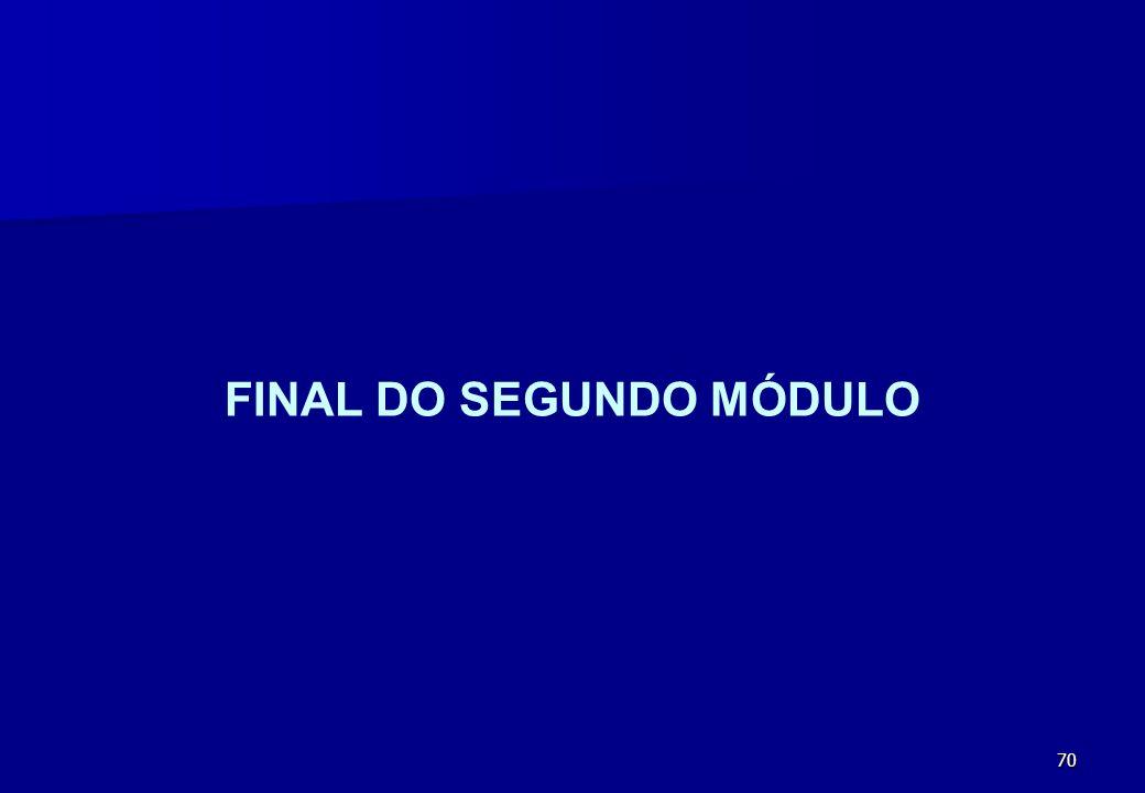 70 FINAL DO SEGUNDO MÓDULO