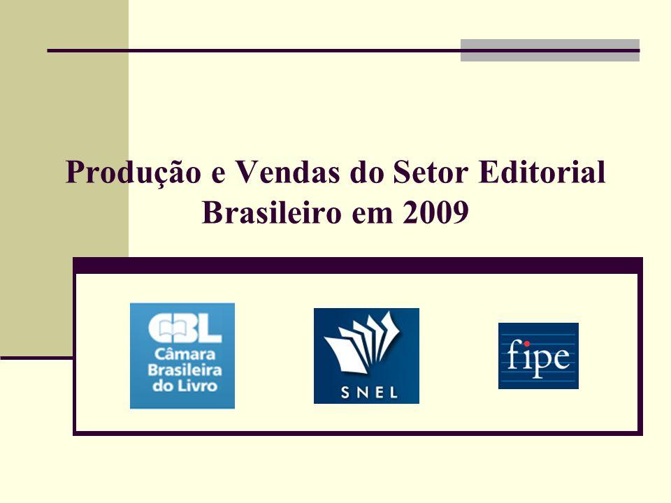 Metodologia I - Questionários on line para 693 editoras II - Subsetores editoriais: 1.