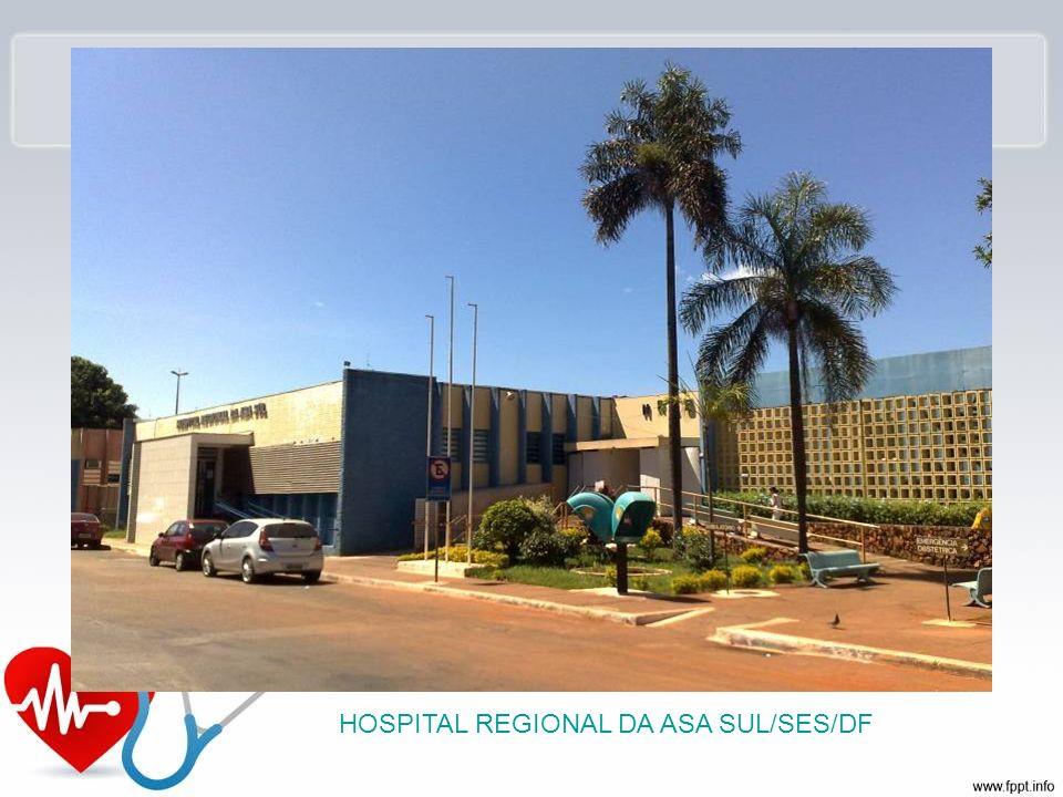 HOSPITAL REGIONAL DA ASA SUL/SES/DF