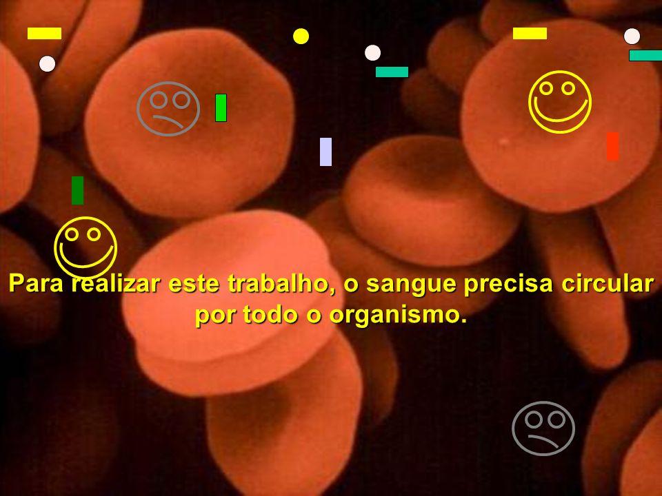 Copyright © RHVIDA S/C Ltda. www.rhvida.com.br O sangue leva para nossas células todo o combustível necessário para manter a nossa vida: - açúcar (gli