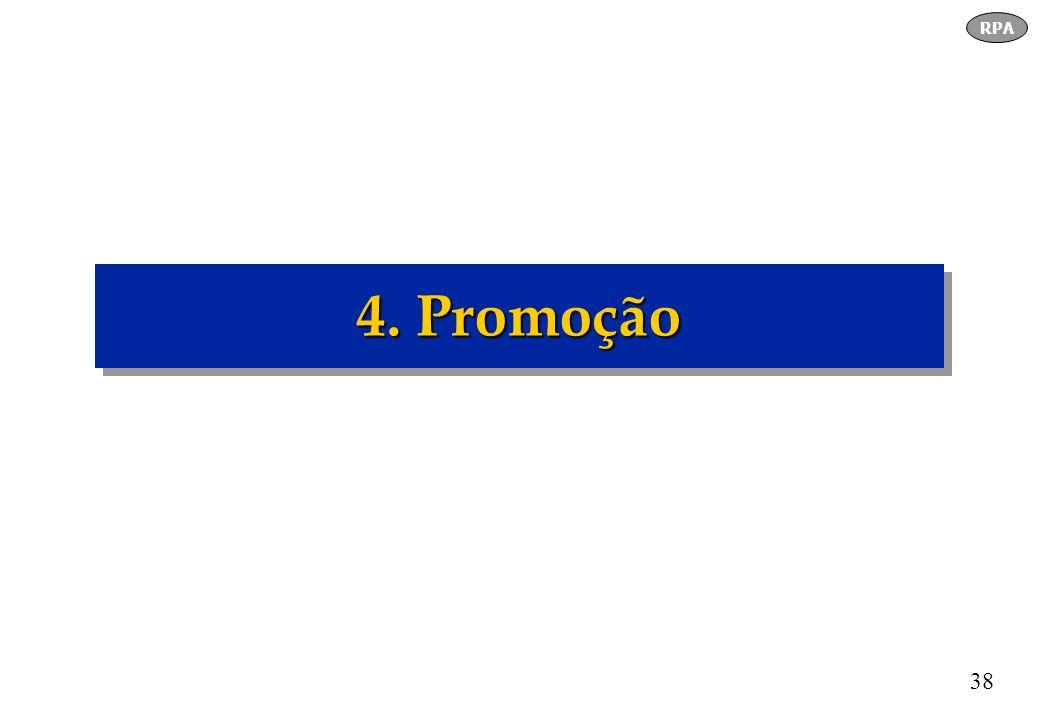 38 4. Promoção RPA
