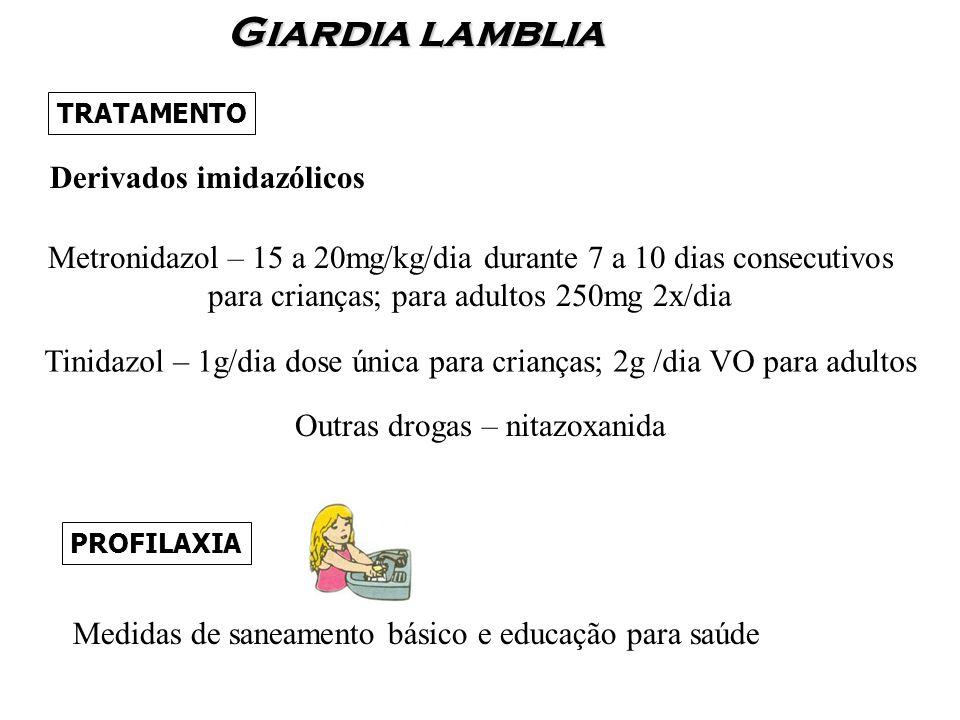 Leitura recomendada David Pereira Neves e cols.– Parasitologia Humana – 10a.