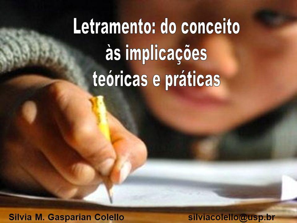 Silvia M. Gasparian Colello silviacolello@usp.br