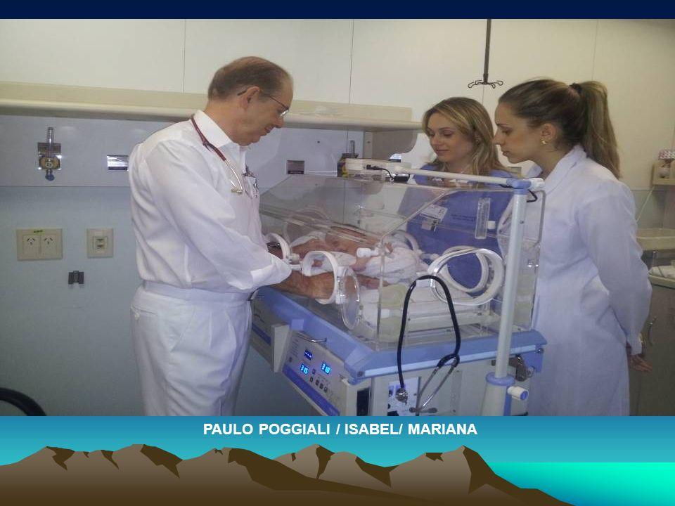 PAULO POGGIALI / ISABEL/ MARIANA