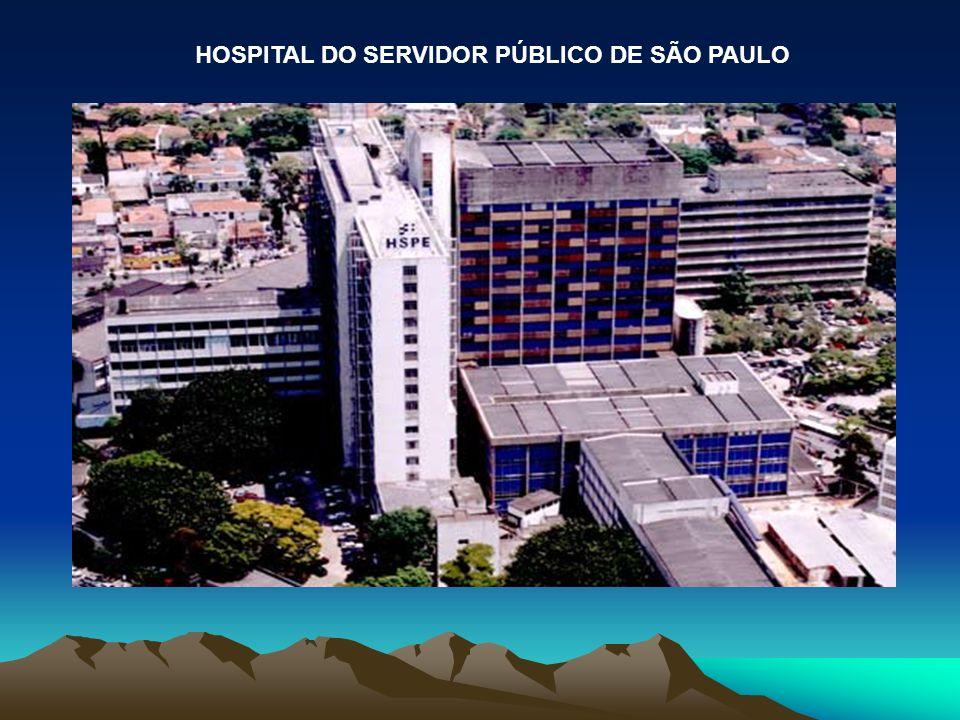 HOSPITAL DO SERVIDOR PÚBLICO DE SÃO PAULO