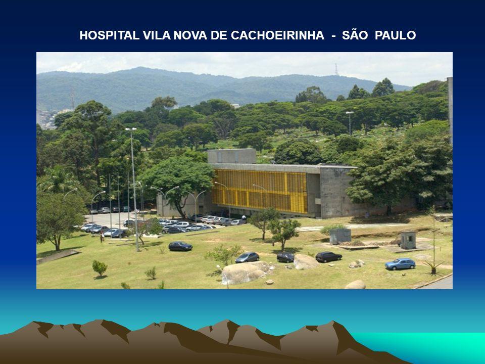 HOSPITAL VILA NOVA DE CACHOEIRINHA - SÃO PAULO