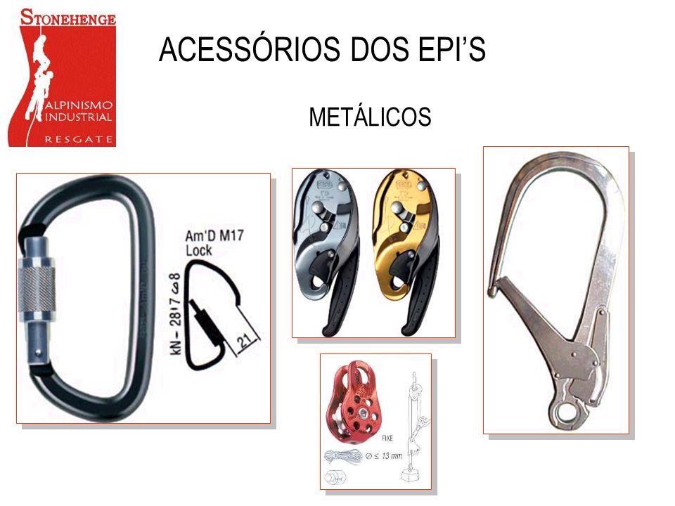 METÁLICOS ACESSÓRIOS DOS EPIS