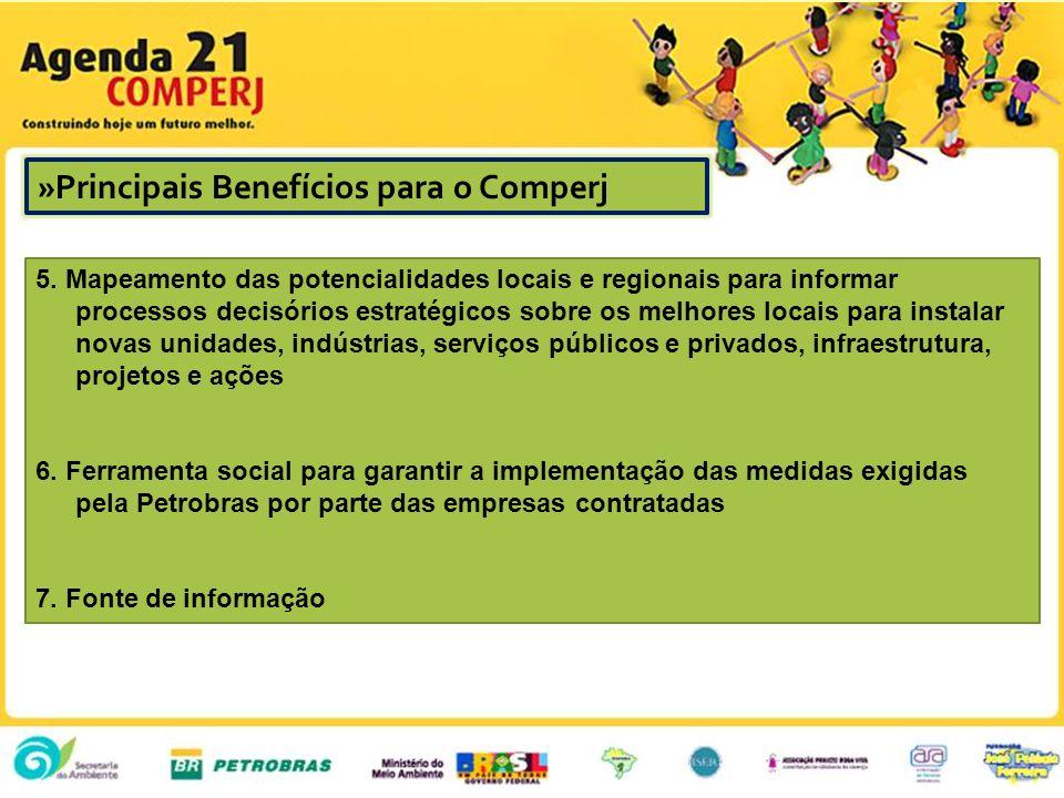 5. Mapeamento das potencialidades locais e regionais para informar processos decisórios estratégicos sobre os melhores locais para instalar novas unid