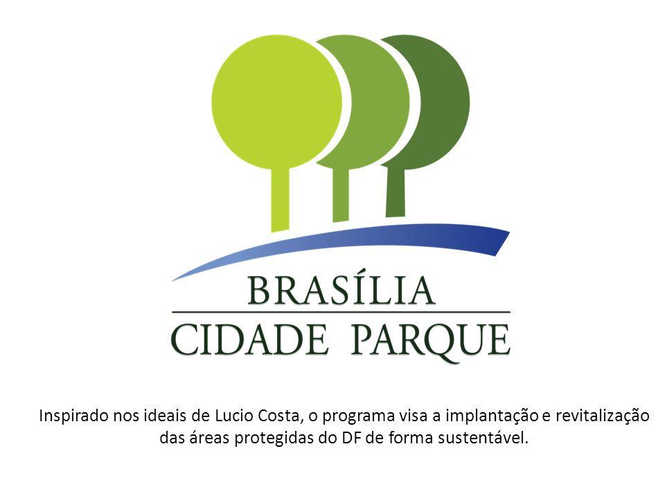 Emendas Parlamentares 2013 Deputado: Chico Leite Valor: R$ 1.300.000,00 Destinação: Revitalização de Parques – Revitalização do Parque de Águas Claras e do Parque Ecológico no Park Way.