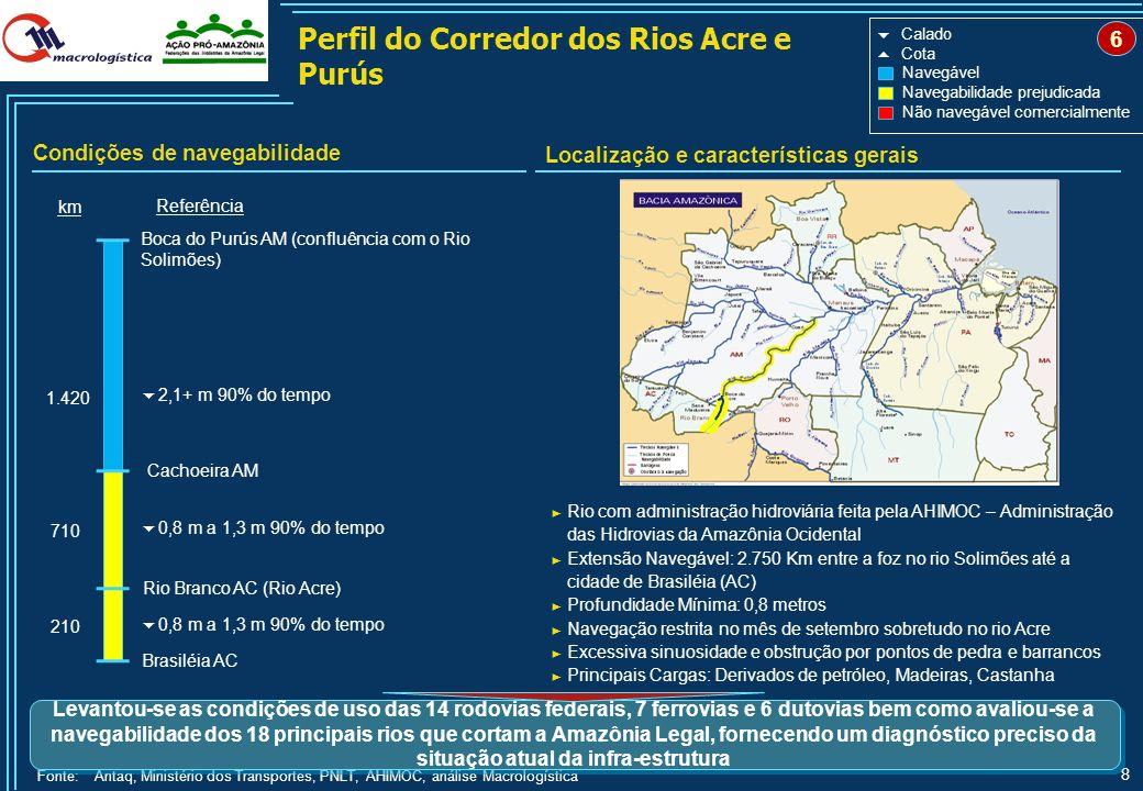 7 Aeroporto que atende aeronaves até o tipo Boeing 767 Administrado pela INFRAERO Localizado a 7 km do centro de Porto Velho Estacionamento de aeronav