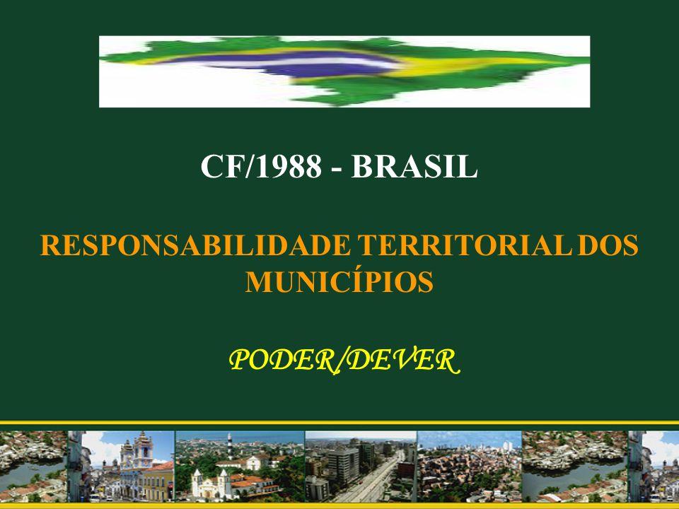 FSP – Marco Constitucional CF/88 – *Art.