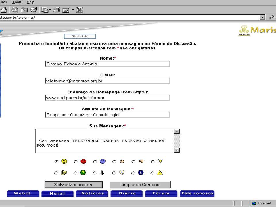 Questões - Cristolologia - 2 de Outubro de 2001 Mensagens escrita por Maurício, Alfredo, Fernanda, Fabiana, mande um e-mail ou veja a hp mande um e-ma