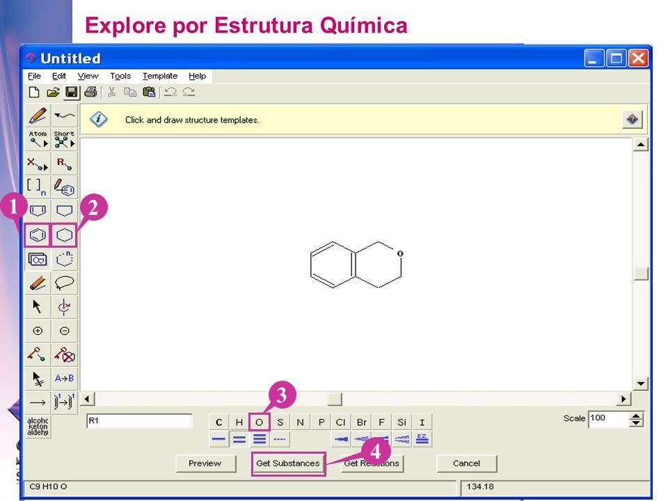 1 2 3 4 Explore por Estrutura Química