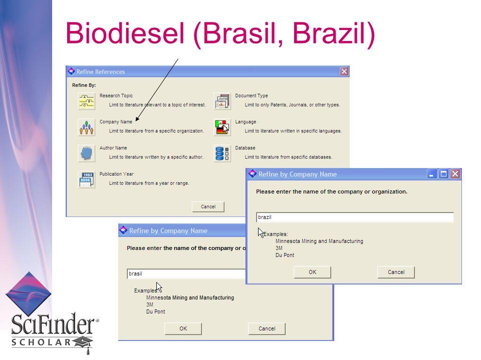 Biodiesel (Brasil, Brazil)
