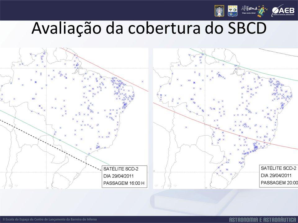 Avaliação da cobertura do SBCD