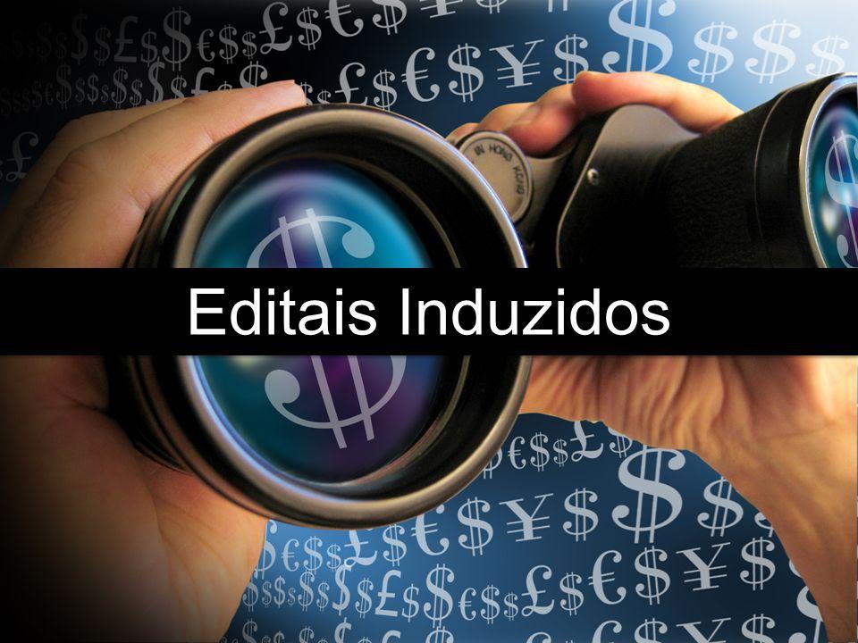 Editais Induzidos