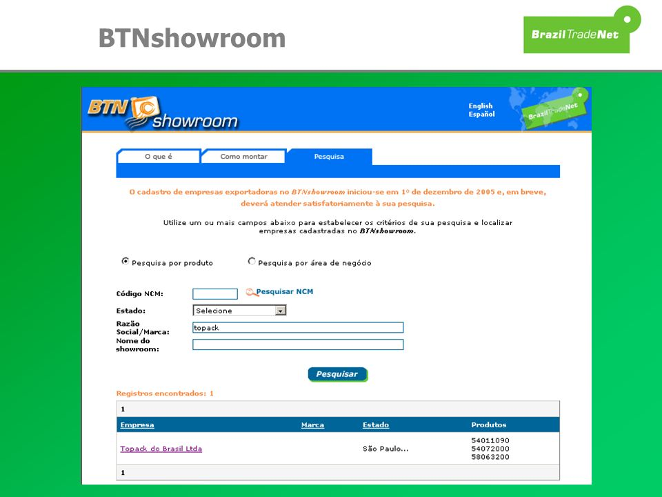 BTNshowroom