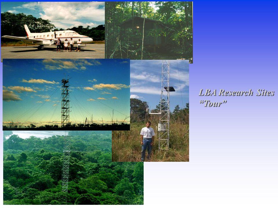LBA Research Sites Tour