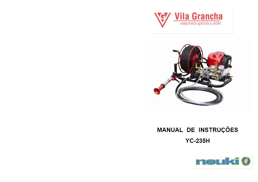 MANUAL DE INSTRUÇÕES YC-235H