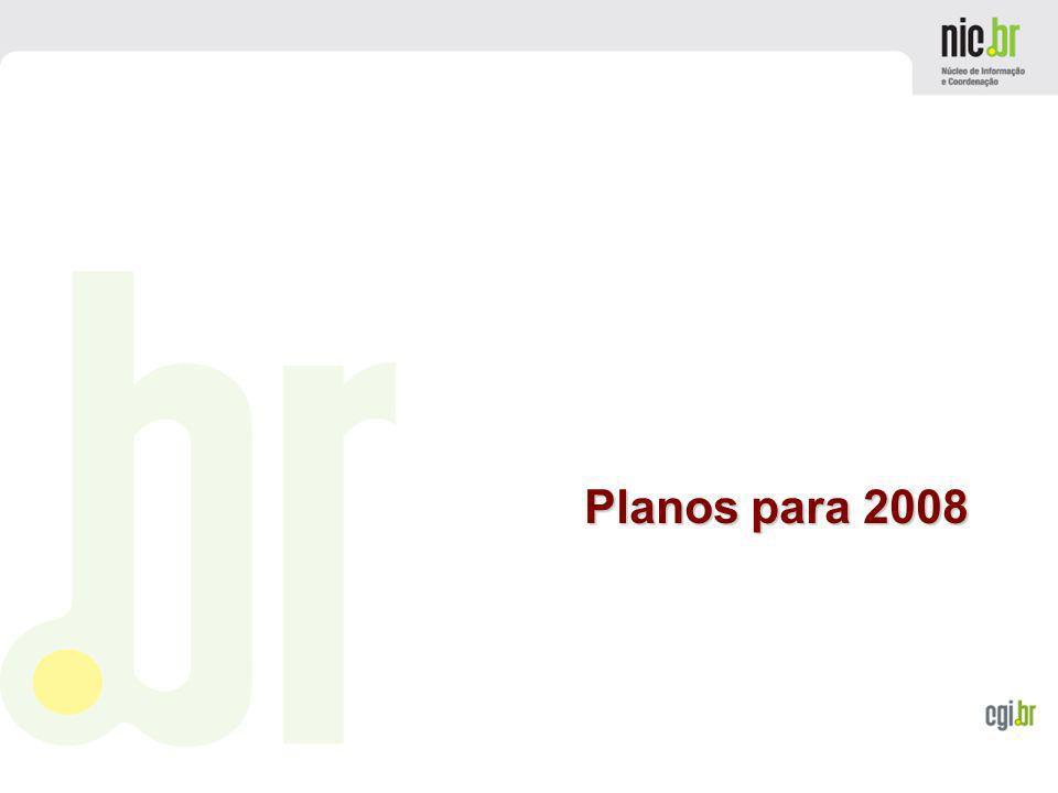 www.cgi.br Planos para 2008