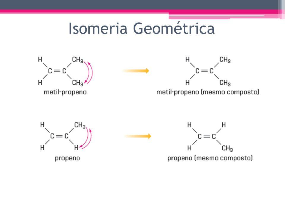 Isomeria Geométrica